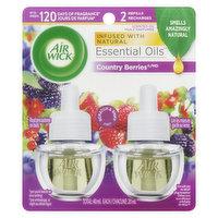 2X20 ml Refills Essential Oils