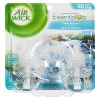 Air Wick - Essentials Oils Refills - Fresh Waters, 2 Each