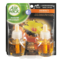 Air Wick - Scented Oil - Hawaii, 2 Each