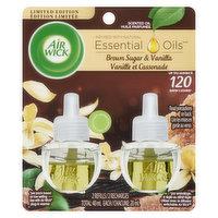 2X20 ml Refills Aqua Senses