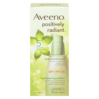 Aveeno - Positively Radiant Daily Moisturizer SPF 30