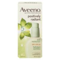 Aveeno - Positively Radiant Daily Moisturizer