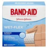 Band-Aid - Wet-Flex Bandages