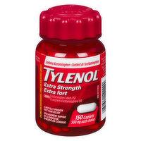 Tylenol - Extra Strength Caplets 500mg