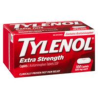 Tylenol Tylenol - Extra Strength 500mg, 100 Each