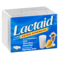 Lactaid - Extra Strength Tablets, 80 Each