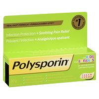 Polysporin - Kids 2 Antibiotics Cream, 30 Gram