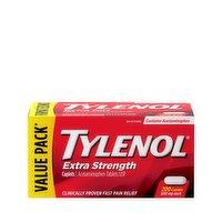 Tylenol - Extra Strength Caplets