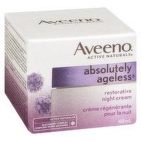 Aveeno - Absolutely Ageless Restorative Night Cream, 48 Millilitre