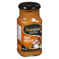 Sharwood's Sharwood's - Tikka Masala Cooking Sauce, 395 Millilitre