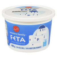 Western Family - Feta Cheese