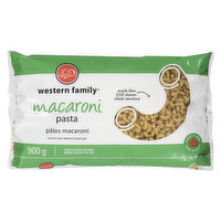 Made from 100% durum wheat semolina. Good source of iron. Product of Canada.