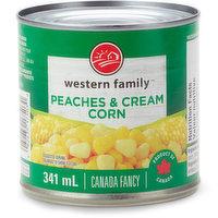 Western Family - Peaches & Cream Corn