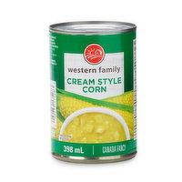 Western Family - Cream Style Corn