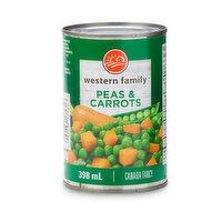 Western Family - Peas & Carrots