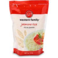 Western Family - Jasmine Rice, 907 Gram