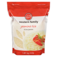 Western Family - Jasmine Rice