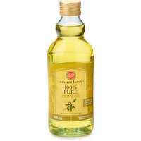 Western Family - Pure Olive Oil, 500 Millilitre
