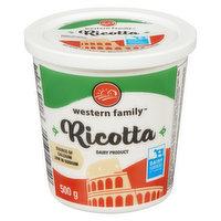 Western Family - Ricotta Whey Cheese