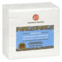 Western Family - Premium Luncheon Napkins