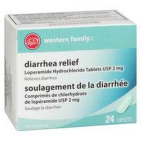 Western Family - Diarrhea Relief