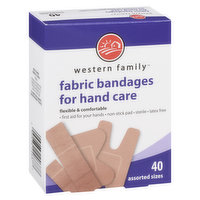 Latex Free. First Aid for your Hands Non Stick Pad. Sterile.