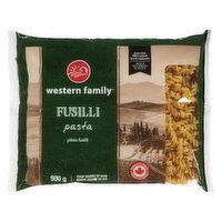 Western Family - Fusilli Pasta, 900 Gram