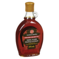 Western Family - 100% Pure Maple Syrup Dark