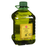 100% Pure Olive OIl. Product of Italy.