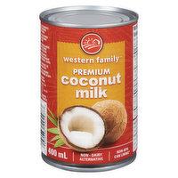 Western Family - Premium Coconut Milk