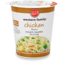 Western Family - Instant Noodles Cup - Chicken Flavour