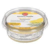 Western Family Western Family - Hummus - Lemon Dill, 227 Gram