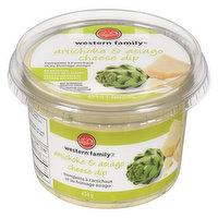 Western Family - Artichoke & Asiago Dip