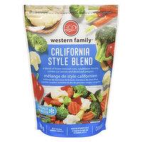 Western Family Western Family - California Style Blend, 500 Gram