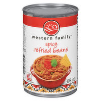 Western Family - Spicy Refried Beans