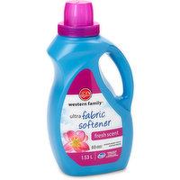 Western Family - Ultra Fabric Softener - Fresh Scent