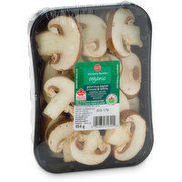 Gourmet Blend of  Crimini & White Mushrooms. BC 100% Western Canadian