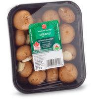 Western Family - Organic Crimini Button Mushrooms
