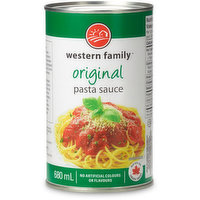 Made with Canadian tomatoes. No artificial colors or flavors, low in fat.