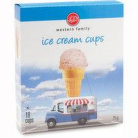 Western Family - Ice Cream Cups - Original
