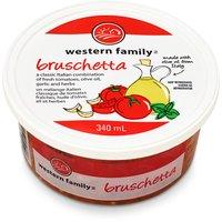 Western Family - Bruschetta