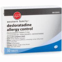 Western Family - Deslortadine Allergy Control Non Drowsy
