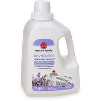 Western Family Western Family - Laundry Detergent - Ultra Eucalyptus & Lavnder, 2.95 Litre