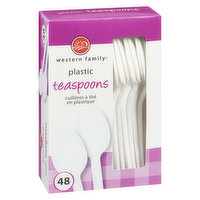 Disposable Spoons. Great for Outdoor Picnics or Camping.