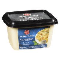 Western Family - Alfredo Sauce, Fresh