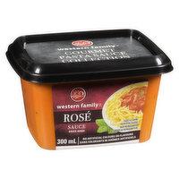 Western Family - Rose Sauce, Fresh