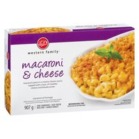Western Family - Macaroni and Cheese, 907 Gram