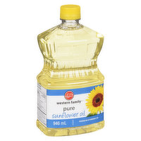 100% sunflower oil.