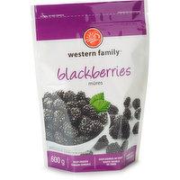 Unsweetened Frozen Blackberries