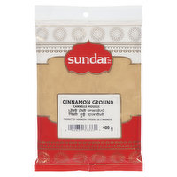 Sundar - Cinnamon Ground